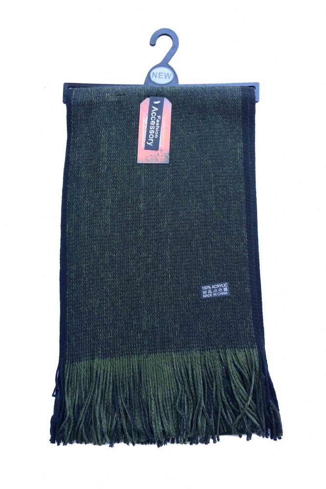 Mens knitted scarf winter scarf   SCR568311